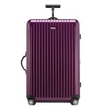 модные чемоданы