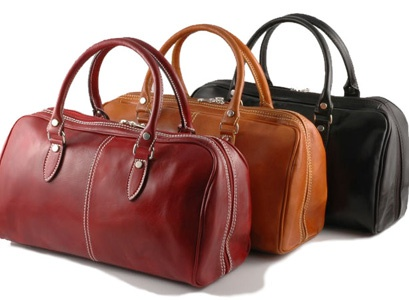 Кожаные сумки: выбор и уход