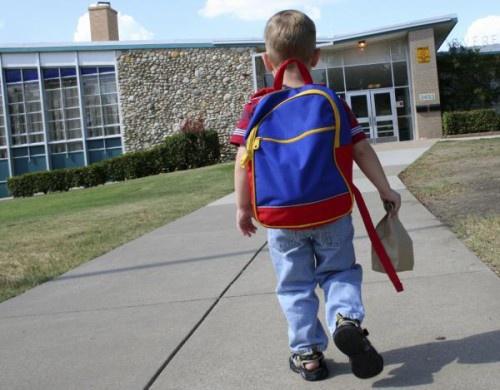 Как правильно выбрать и носить рюкзак ребенку