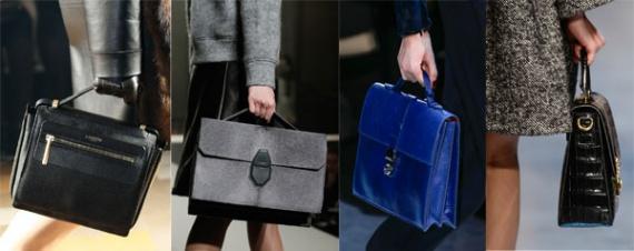 Тренд осени: портфель в мужском стиле