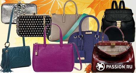 Модные сумки осени-зимы 2013-2014 (100 фото)