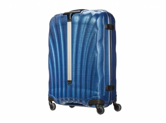 Пластиковый чемодан Чемодан Samsonite популярной серии Cosmopolite