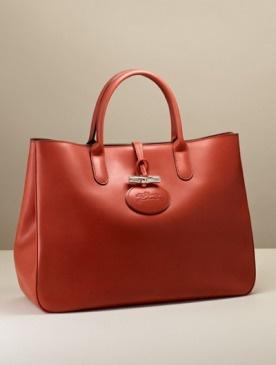 Сумка Roseau Heritage от Longchamp