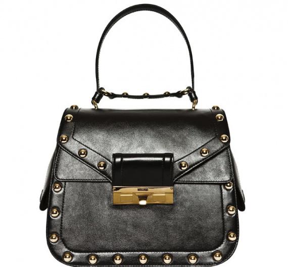 Moschino создали к юбилею ГУМа сумку Wallis