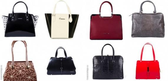 Модные сумки осени 2013