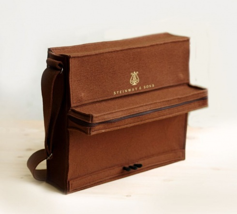 В виде фортепиано