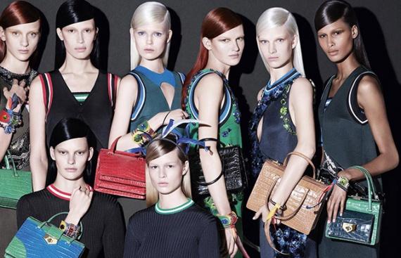 Весенне-летняя кампания Prada: полная версия