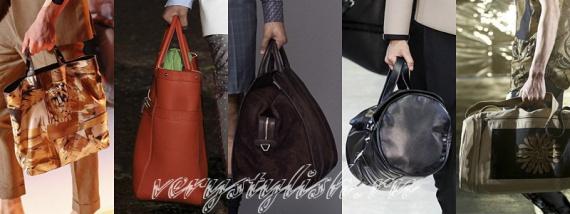 Versace, Dsquared2, Brioni, Emporio Armani, Dries Van Noten