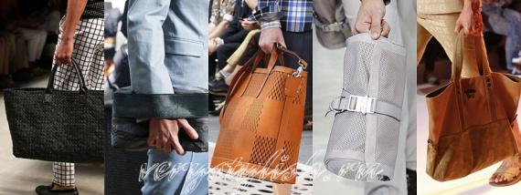 Bottega Veneta, Lanvin, Louis Vuitton, Emporio Armani, Versace