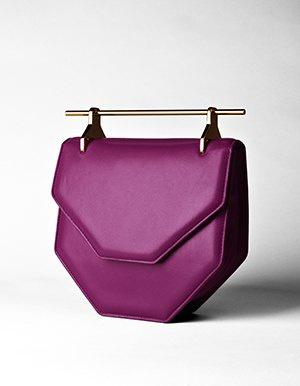 Геометричные сумки M2Malletier