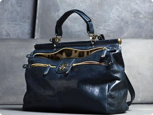 Уход за сумками из искусственной кожи
