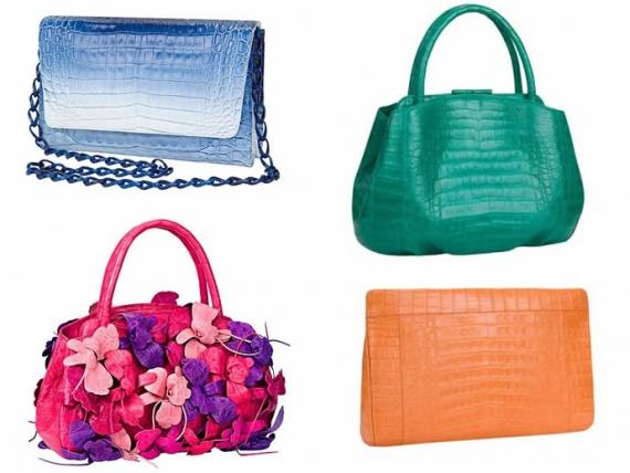 сумки весна-лето 2013 от Nancy Gonzales