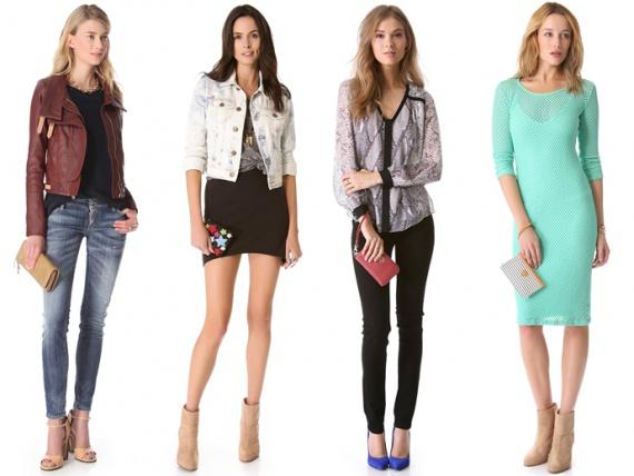 Модные женские кошельки 2014