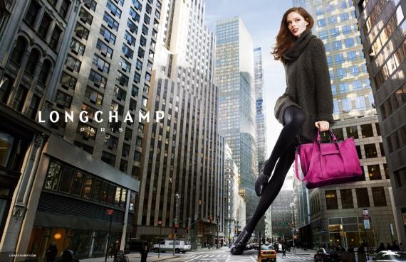 Любимые сумки осени 2013 модниц Нью-Йорка