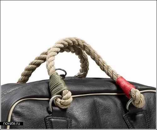 Как отремонтировать ручки на сумке