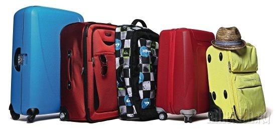 Чемоданы и сумки как элемент твоего имиджа