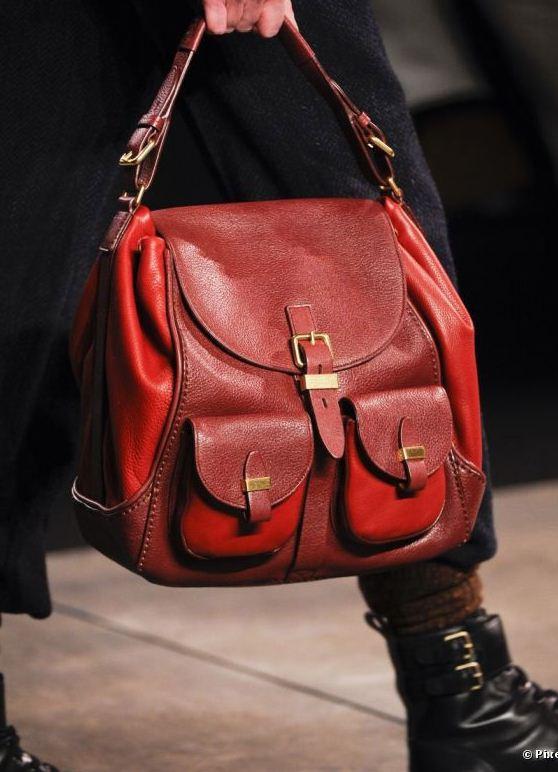 мода на сумки осень 2013