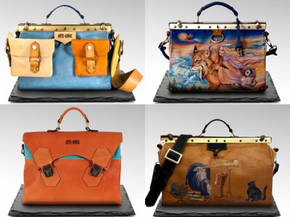 Эксклюзивные сумки 2013 года