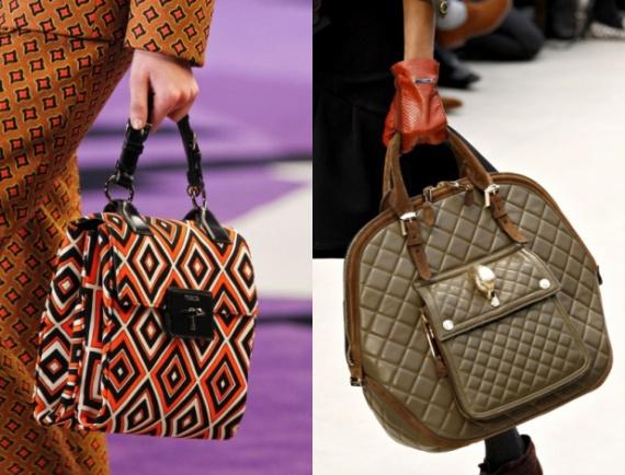 Модные сумки известных брендов