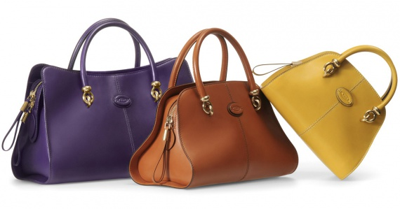 Новая сумка Sella из коллекции Tod's осень-зима 2013/14