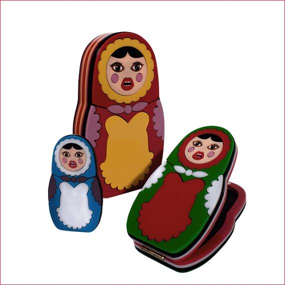 сумки-матрешки Yazbukey
