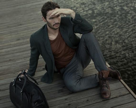мужские сумки-weekenders