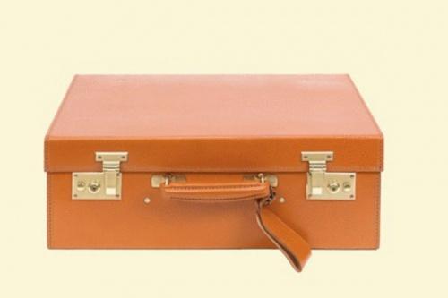 Swaine Adeney Brigg,$6500, Набор дорожных чемоданов Windsor