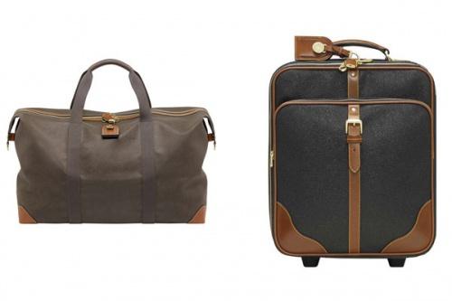 Mulberry, $1700 Набор чемоданов
