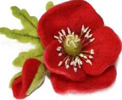 Деловая сумка с розами