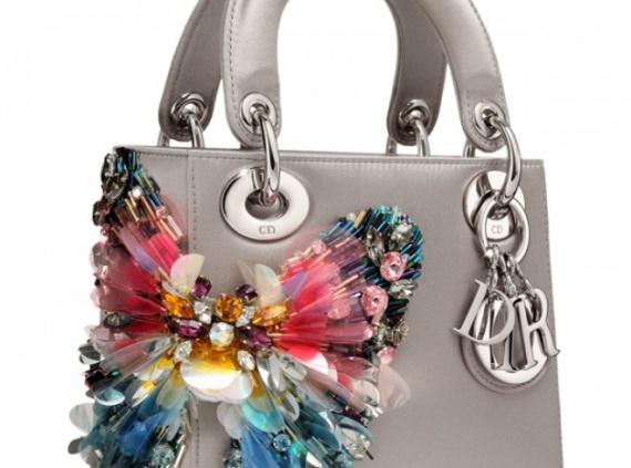 Новая сумка Lady Dior