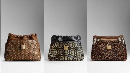 Новая сумка от Burberry
