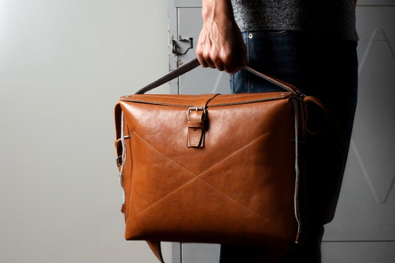 Новая сумка hard graft Work Satchel