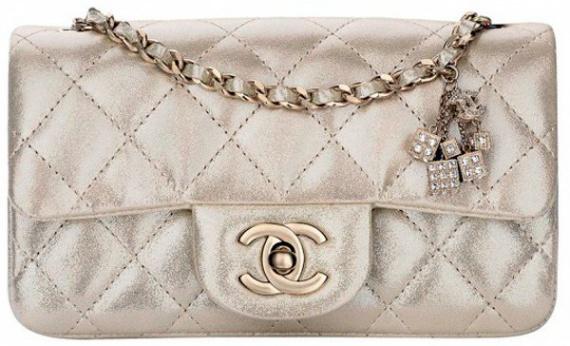 коллекция сумок от Chanel