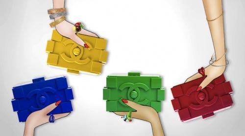 Клатч-лего