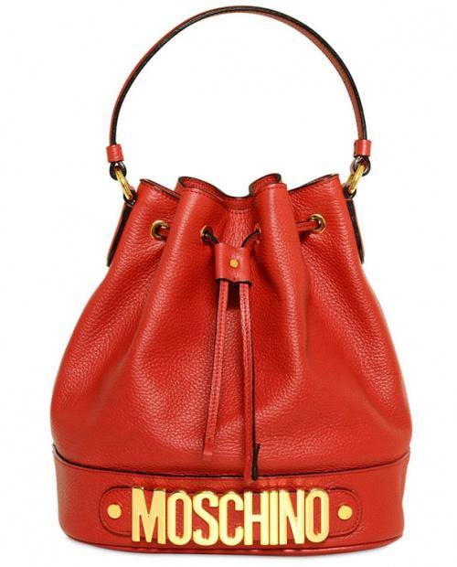 Сумка-мешок by MOSCHINO