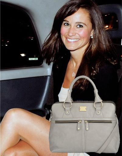 Пиппа Миддлтон (Pippa Middleton), сумка Modalu