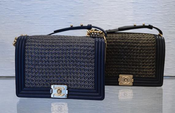 Весенне-летняя коллекция аксессуаров Chanel