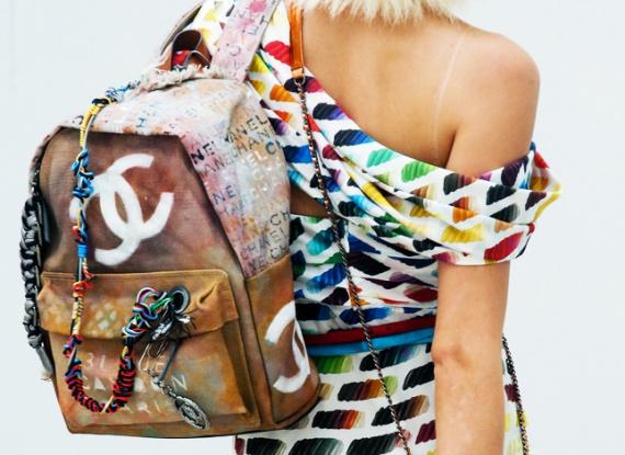 рюкзаки из новых коллекций