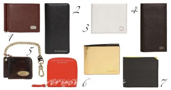 Maison Martin Margiela, Burberry, Salvatore Ferragamo, Dolce & Gabbana, Dsquared2, Givenchy, Lanvin