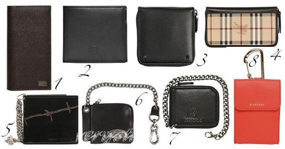 Dolce & Gabbana, Giorgio Armani, Valentino, Burberry, Alexander McQueen, Dsquared2, Jimmy Choo, Givenchy