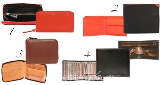 Givenchy, Lanvin, Maison Martin Margiela, Paul Smith